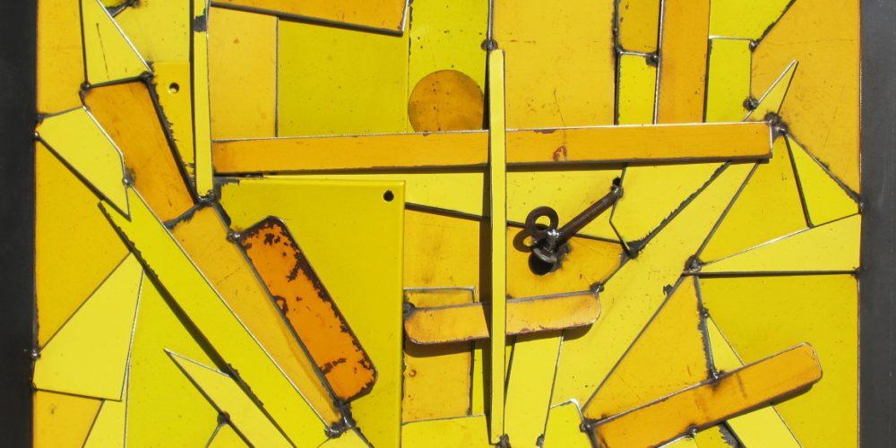 FERNANDO COSTA-Abstraction jaune