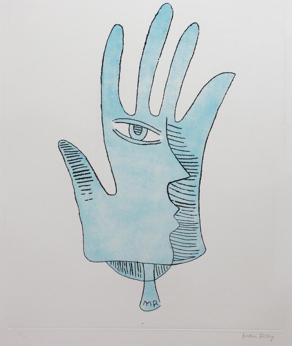 MAIN BLEUE-1972