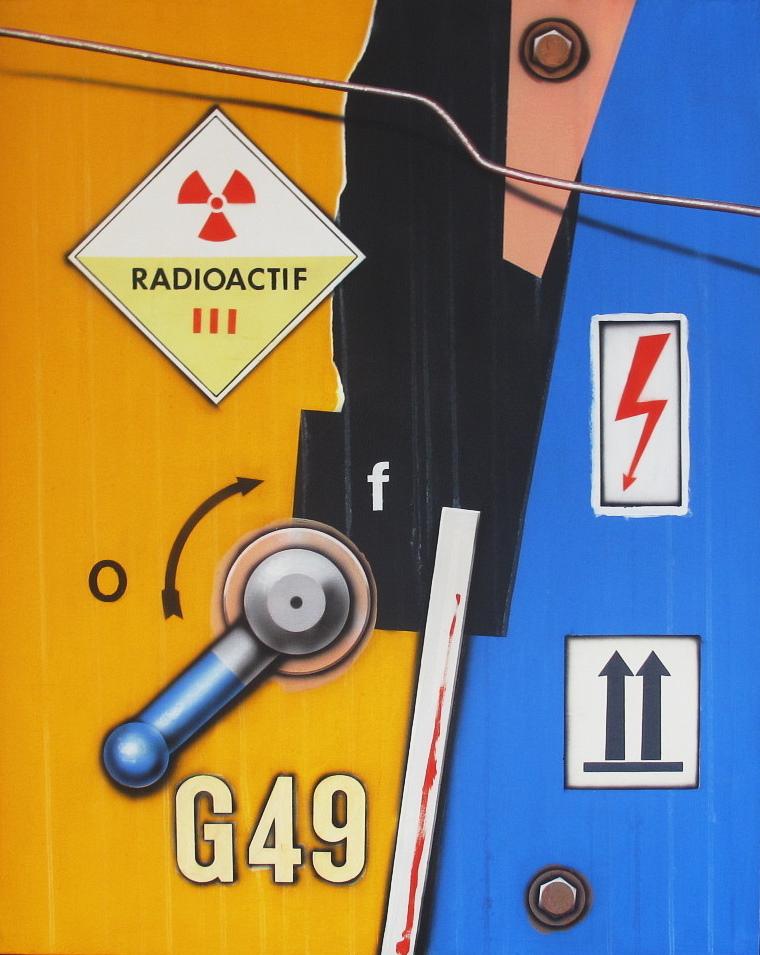 MANETTE G49 RADIOACTIF III-1994