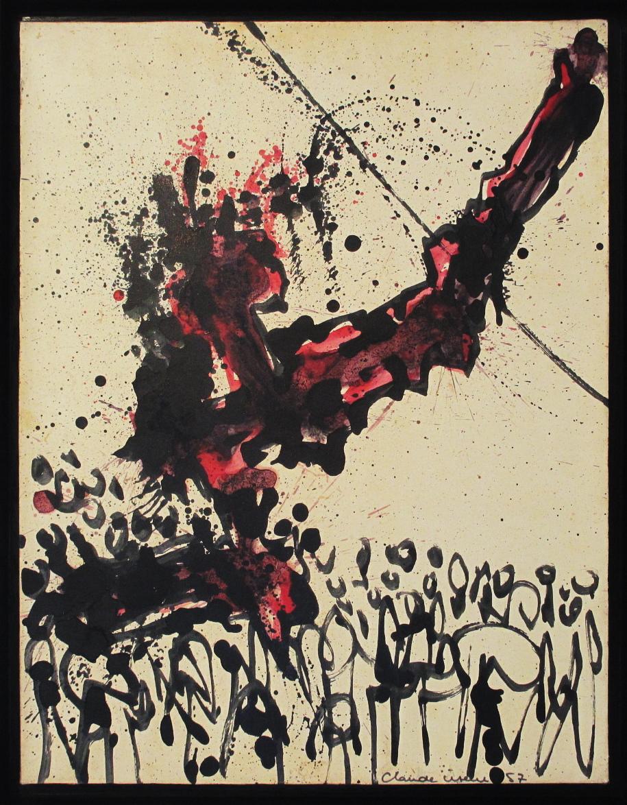 L'AGRESSION-1957