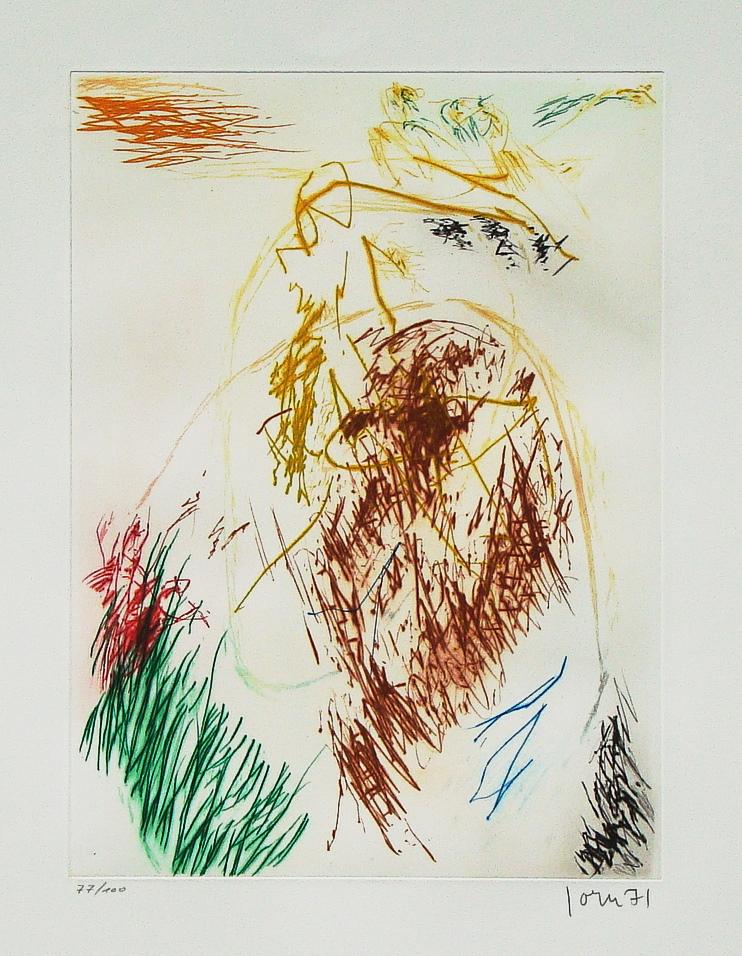 PENSEES EN L'AIR-1971