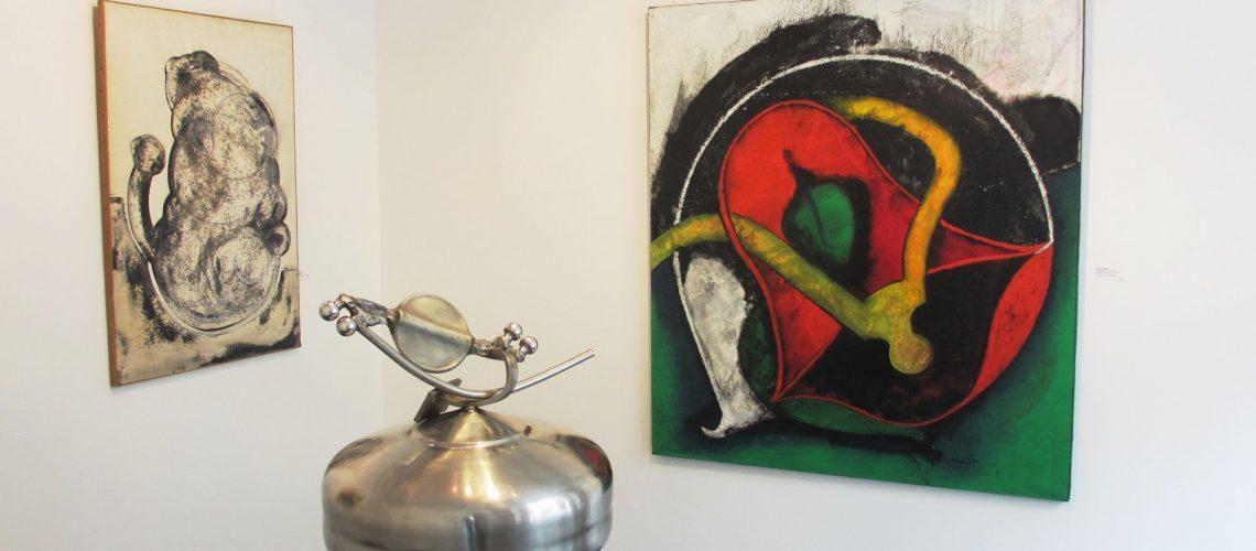 Exposition Claude Viseux à GSN Galerie du 4 au 31 octobre 2013