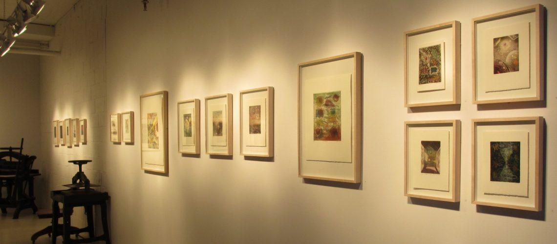 Exposition Georges Visat à la Galerie A.Piroir à Montréal, Canada du 18 février au 22 mars 2014