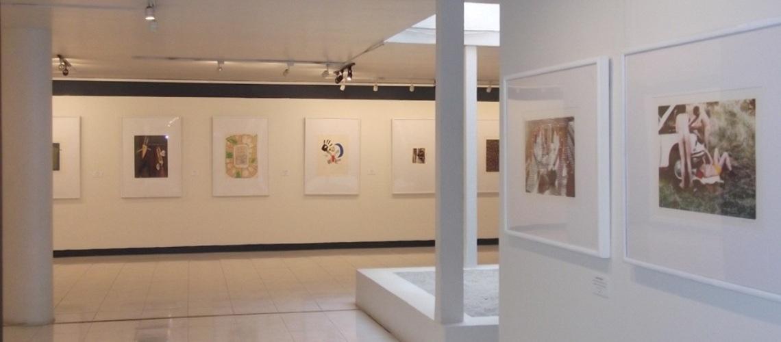 Exposition Georges Visat-El ojo surrealista au Musée de Toluca, Mexique du 15 mai au 31 juillet 2014
