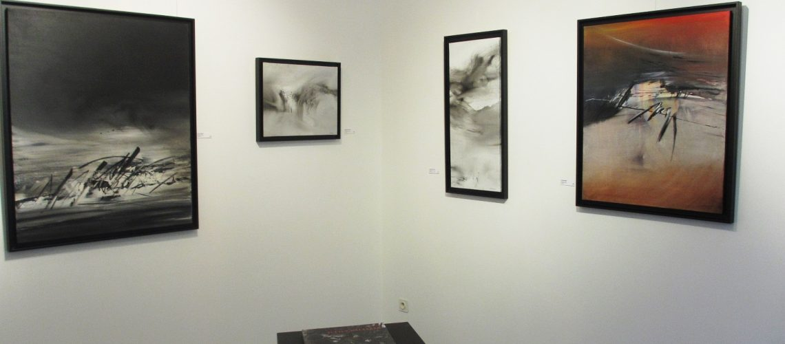 Exposition Julius Baltazar & J.P Poisson à GSN Galerie du 19 mars au 16 avril 2016