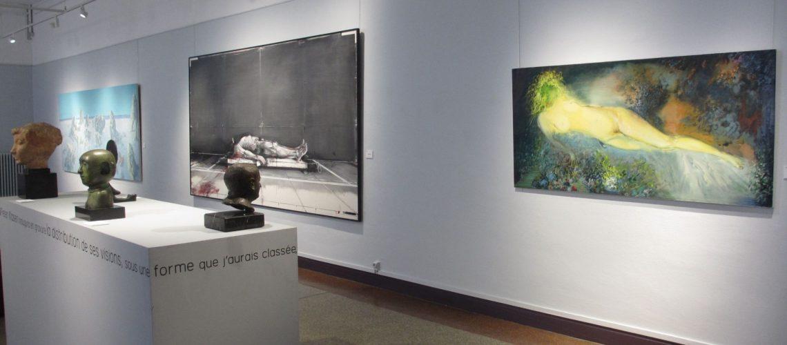 Exposition Visat&Co au Musée des Beaux-Arts de Pau du 20 octobre au 15 janvier 2018