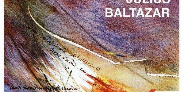 JULIUS BALTAZAR «Un Rimbaud déguisé en cosmonaute» exposition du 28 juin au 25 septembre 2019 à la Médiathèque Toussaint d'Angers.